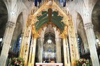 St. Patrick's Cathedral: Altars